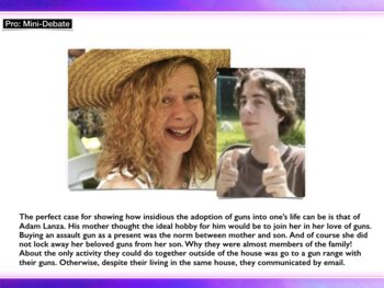 Murder Weapons ~ Criminal Law  ~ Forensic ~ Evidence ~ CSI ~ 83 Slides