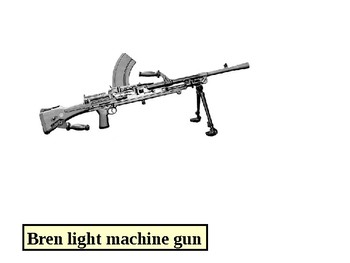 Weapons of World War Two Quiz