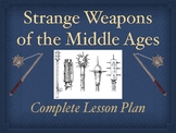 Weapons of the Middle Ages
