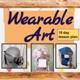 Wearable Fashion Art 10 day Lesson Avant Garde Design