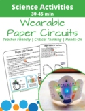Wearable Paper Circuits