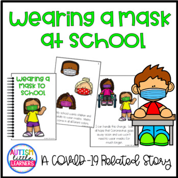 Wearing A Mask At School