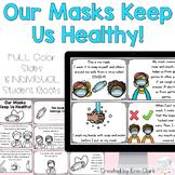 Wearing a Mask Social Story & Slides