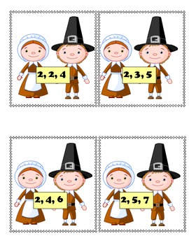 Wearing a Lot of Different Hats!  Related Facts with the Pilgrims