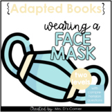 Wearing a Mask Adapted Books [Level 1 and Level 2]   Weari
