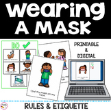 Wearing a Mask | Back To School