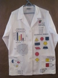 Wearteaching Math Labcoat