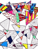 Weasie's World of Doodles, Colouring Book 3