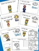 Weather, Poetry Emergent Reader, Cut and Paste Activities,