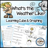 Weather Activities, Graphing Activities, Poetry Search, Weather Themed