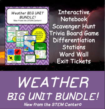 Weather: BIG UNIT BUNDLE