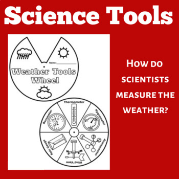 Weather Tools Activity Weather Tools Worksheet By Green Apple