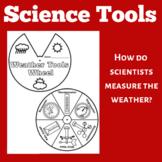 Weather Tools Activity   Weather Tools Worksheet