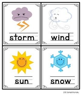 Weather Write the Room Center