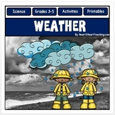 Weather Unit: Clouds, Weather Maps, Weather Instruments, W