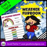 Weather Activities (Weather Flip Book)