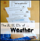 Weather Activities & ABC Book