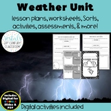 Weather {Digital & PDF Included}