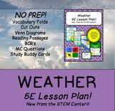 Weather 5 E Lesson Plan
