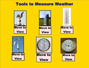 Weather - A Fourth Grade SMARTBoard Introduction