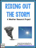 Weather: A Research and Writing Project