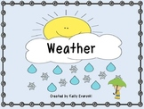 Weather - A Unit for The Primary Classroom