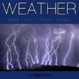 Weather - A Wh- Questions Game