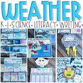 Weather Activities (20+ Sorting, Writing & ELA Printables) K-1