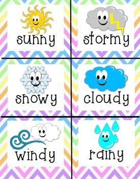 Weather Activities
