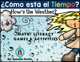 Weather in Spanish Games and Activities