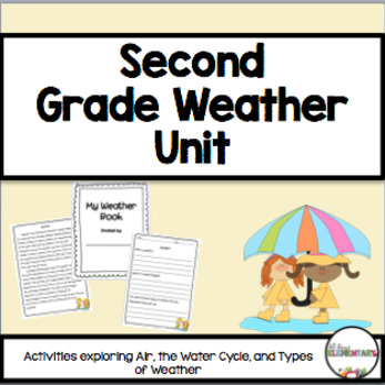 Weather Activities for Second Grade