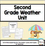 Weather Activities for Second Grade