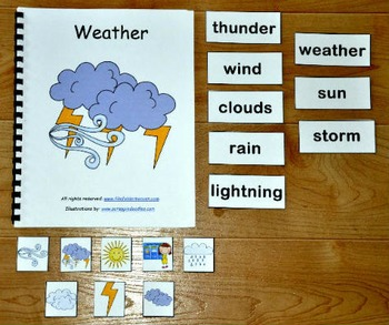 Weather Adapted Book