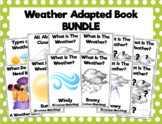 Weather Adapted Books