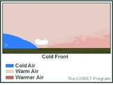 Weather - Air Masses and Fronts