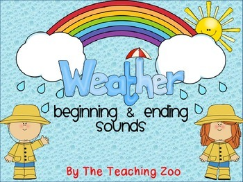 Weather Beginning & Ending Sounds