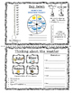 Weather Book - 7 days observation, measurement, graphing!