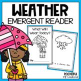 Weather Book Emergent Reader