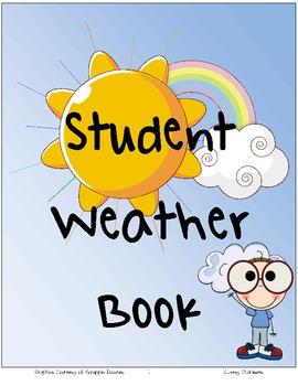 Weather Book Graphic Organizer