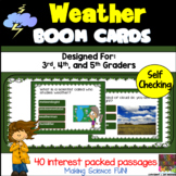 Weather Boom Cards