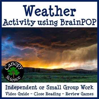 Weather Brain Pop