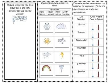 Weather Brochure- Interactive