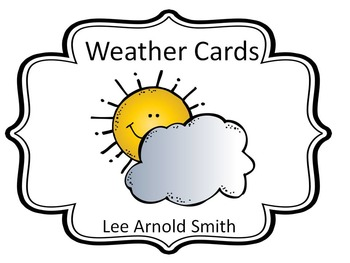 Weather Bulletin Cards