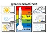Weather Bulletin Printable