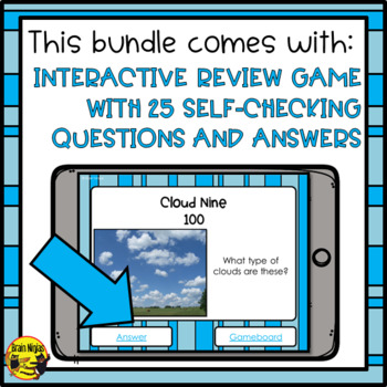 Weather Lessons- Bundle