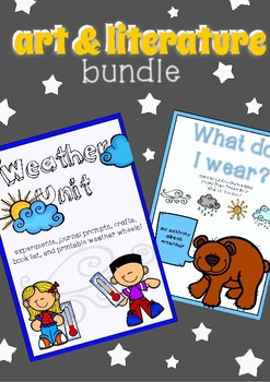 Weather Bundle: Art, Literature, Writing, and Science