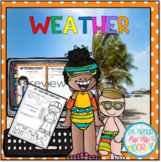 Weather Bundle...Interactive Google Slides and Paper Penci