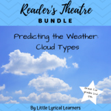 Weather Bundle: Leveled Reader's Theatre and Vocabulary Cards