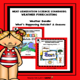 Weather Bundle: What's Happening Outside & Seasons (NGSS K-ESS2-1)