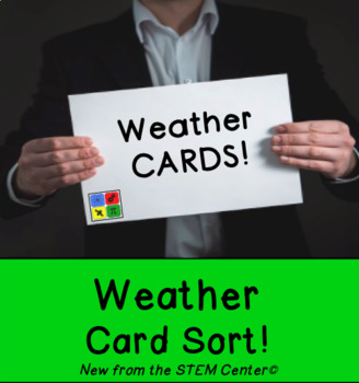 Weather: Card Sort
